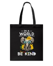 Be Kind Tote Bag thumbnail