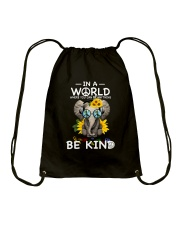 Be Kind Drawstring Bag thumbnail