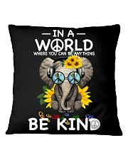 Be Kind Square Pillowcase thumbnail