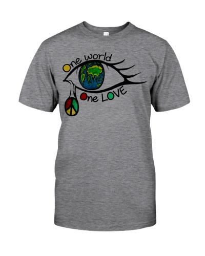One World One Love