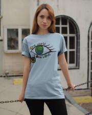 One World One Love Classic T-Shirt apparel-classic-tshirt-lifestyle-19