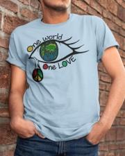 One World One Love Classic T-Shirt apparel-classic-tshirt-lifestyle-26