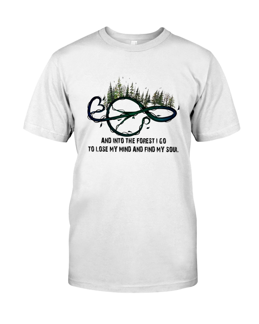 Into The Forest 2 Classic T-Shirt