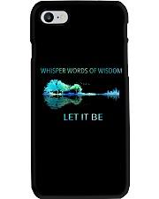 Whisper words of wisdom Phone Case thumbnail