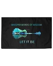 Whisper words of wisdom Woven Rug - 3' x 2' thumbnail