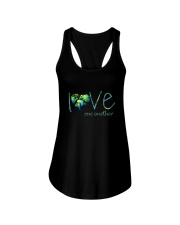 Love One Another Ladies Flowy Tank thumbnail