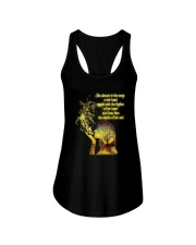 She Dances To The Songs 1 Ladies Flowy Tank thumbnail