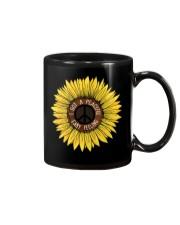 I Got A Peacful Easy Feeling Sun Flower Hippie  Mug thumbnail