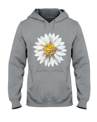 Pick Flower Not Fights