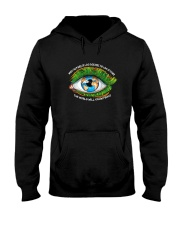 The Power Of Love Hooded Sweatshirt front