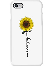 Flowers Believe Hippie Phone Case thumbnail