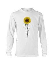 Flowers Believe Hippie Long Sleeve Tee thumbnail