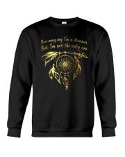 You May Say I Am Dreamer Crewneck Sweatshirt thumbnail