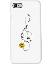 Music Can Change The World Phone Case thumbnail