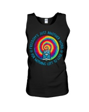 Freedom's Just Another World Unisex Tank thumbnail