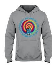 Freedom's Just Another World Hooded Sweatshirt thumbnail