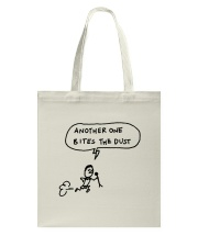 Another One Bites The Dust Tote Bag thumbnail