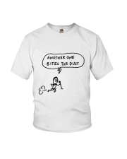 Another One Bites The Dust Youth T-Shirt thumbnail