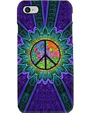Hippie Peace Phone Case i-phone-8-case