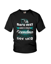 I Have Crazy Grandma Youth T-Shirt thumbnail