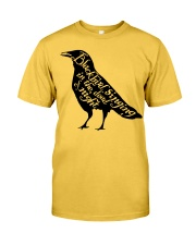 Blackbird Singing Classic T-Shirt front