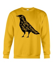 Blackbird Singing Crewneck Sweatshirt tile