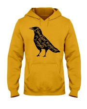 Blackbird Singing Hooded Sweatshirt tile
