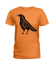 Blackbird Singing Ladies T-Shirt thumbnail