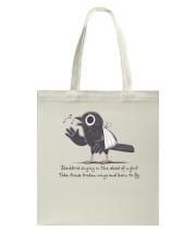 Blackbird Singing Tote Bag thumbnail