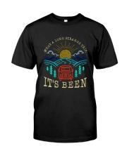 What A Long Strange Trip Classic T-Shirt thumbnail