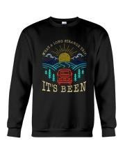 What A Long Strange Trip Crewneck Sweatshirt thumbnail