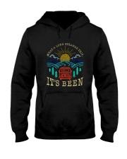 What A Long Strange Trip Hooded Sweatshirt front