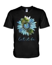 HP-H-04031921-Let It Be V-Neck T-Shirt thumbnail