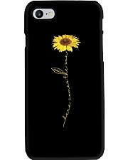 Here Comes The Sun Flower Phone Case thumbnail