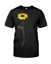 Here Comes The Sun Flower Classic T-Shirt thumbnail