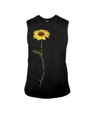Here Comes The Sun Flower Sleeveless Tee thumbnail