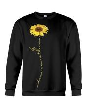 Here Comes The Sun Flower Crewneck Sweatshirt thumbnail