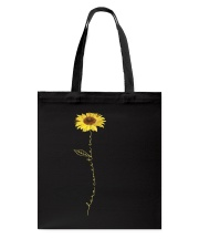 Here Comes The Sun Flower Tote Bag thumbnail