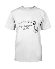 Whisper Words Classic T-Shirt front