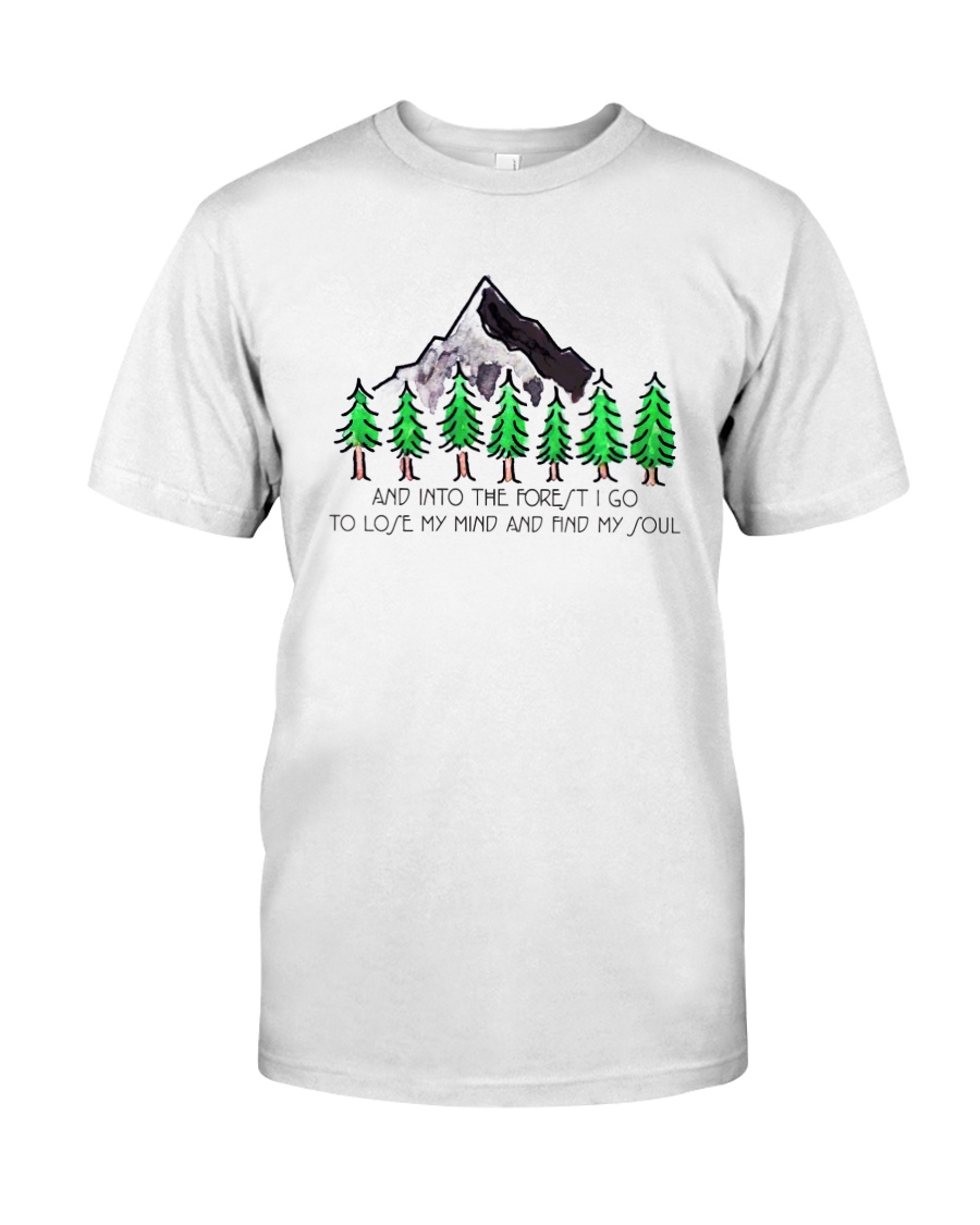 Into The Forest 6 Classic T-Shirt