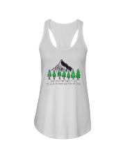 Into The Forest 6 Ladies Flowy Tank thumbnail