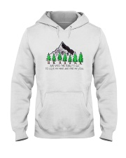 Into The Forest 6 Hooded Sweatshirt thumbnail