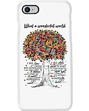 Myself What A Wonderful World Phone Case thumbnail