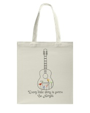 Every Little Things gonna Be Alright Tote Bag thumbnail