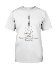 Every Little Things gonna Be Alright Classic T-Shirt thumbnail
