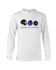 Say Yes To New Adventure Long Sleeve Tee thumbnail