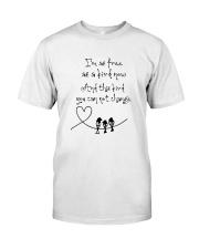 I Am As Freedom As A Bird 8 Classic T-Shirt thumbnail