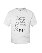 I Am As Freedom As A Bird 8 Youth T-Shirt thumbnail