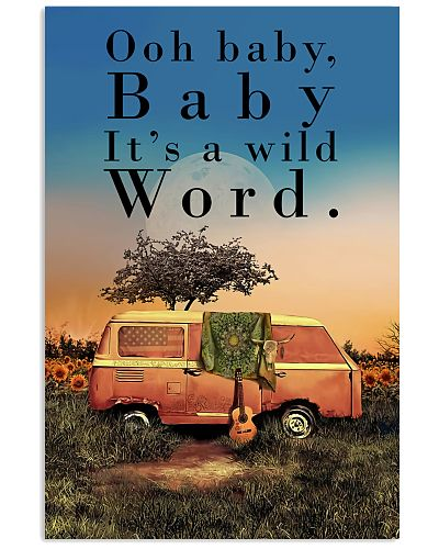 Oh Baby Baby Its A Wild World