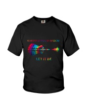 Whisper Words Of Wisdom 7 Youth T-Shirt thumbnail